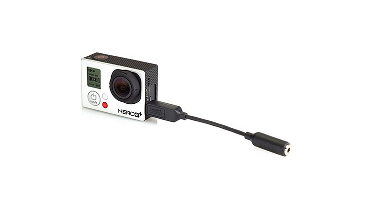 Mic Adapter Action Cam
