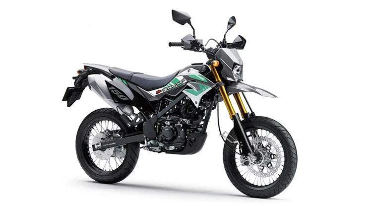 Pajak Kawasaki D-Tracker