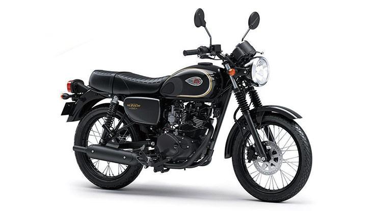 Pajak Kawasaki W175