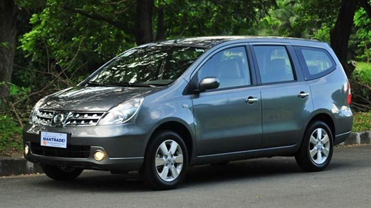 Pajak Mobil Nissan Grand Livina Cara Menghitung dan Bayar