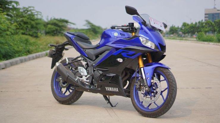 Pajak Yamaha R25