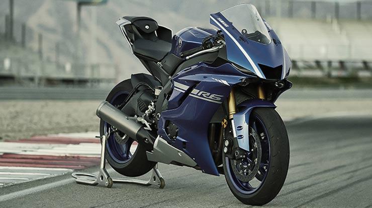 Pajak Yamaha R6