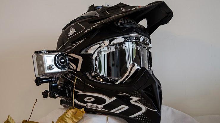 GoPo Samping Helm