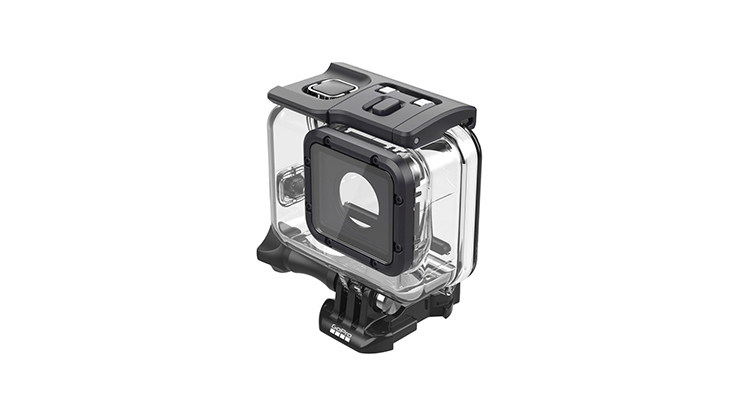Protective Case Action Cam di Helm