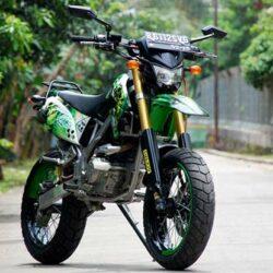 Review Kawasaki D Tracker