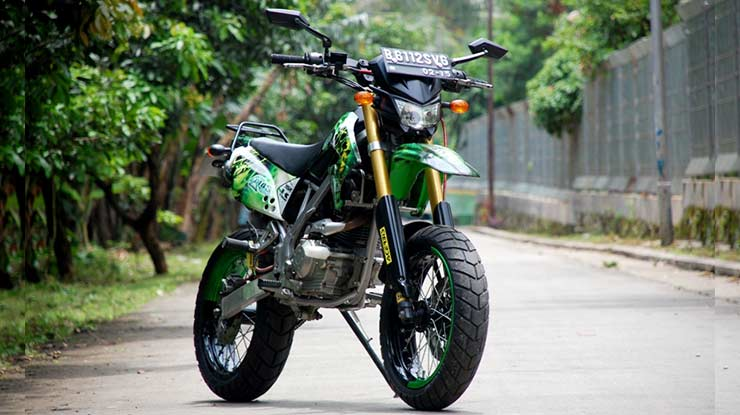 Review Kawasaki D-Tracker