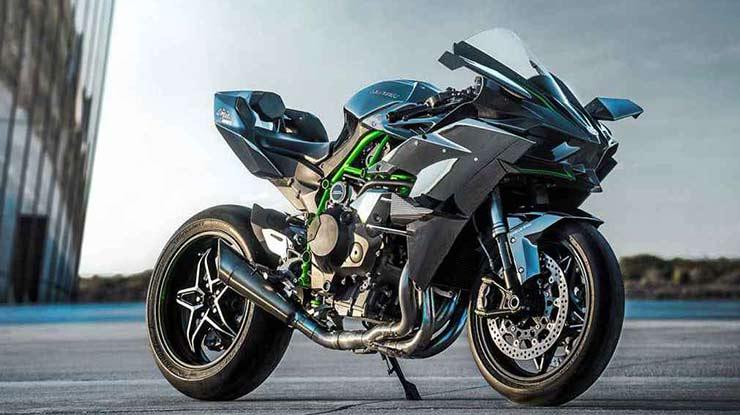 Review Kawasaki Ninja H2