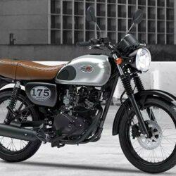 Review Kawasaki W175