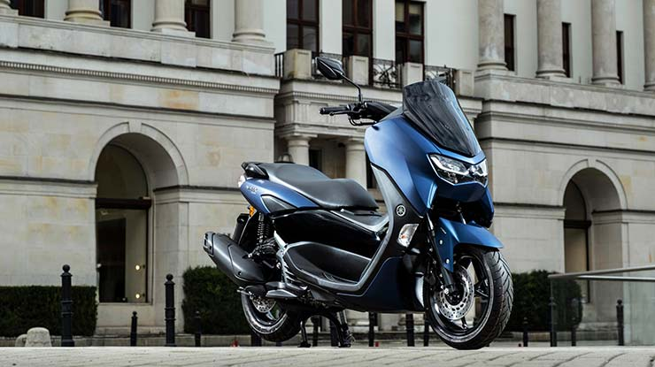 Review Motor Yamaha NMAX