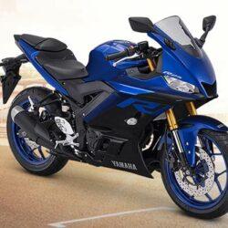 Review Motor Yamaha R25