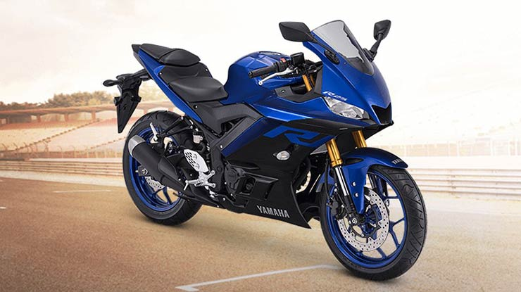 Review Motor Yamaha R25
