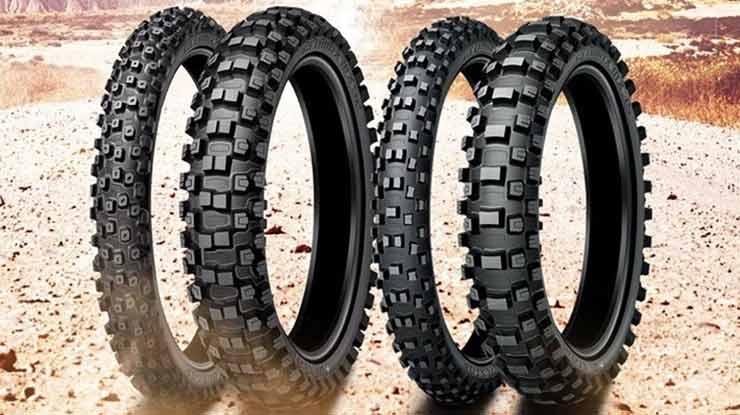 Tipe Ban Dunlop Off Road