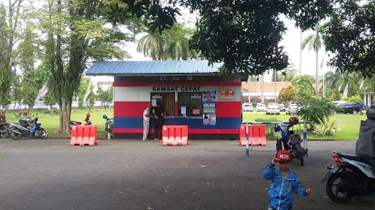 Jam Kerja Samsat Drive Thru Purwokerto