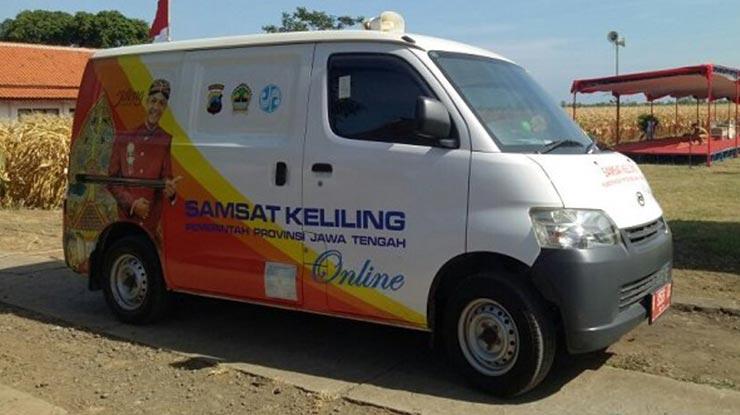 Jam Kerja Samsat Keliling Semarang