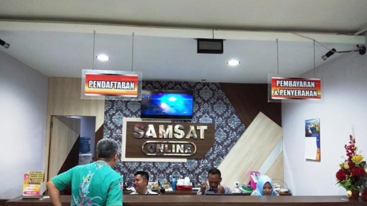 Jam Operasional Samsat Online Semarang