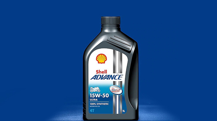 2. Harga Oli Shell Advance Ultra Matic 15W 50