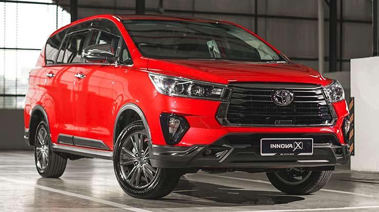 Denda Telat Pajak Toyota Innova