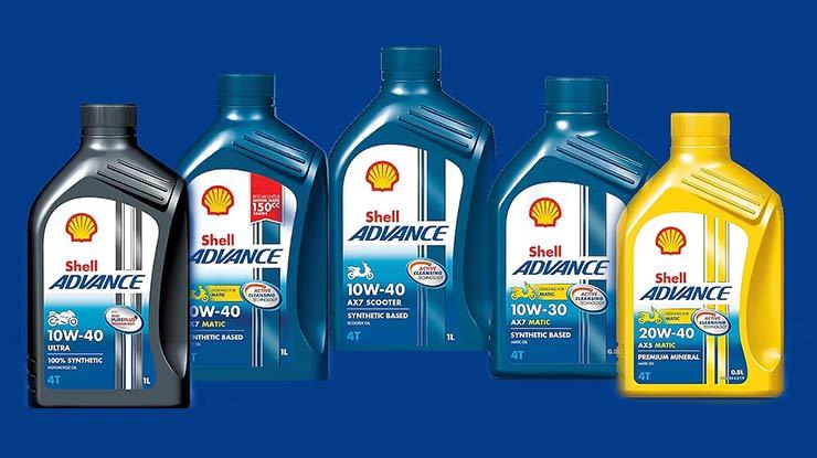 Harga Oli Shell Matic Terbaik