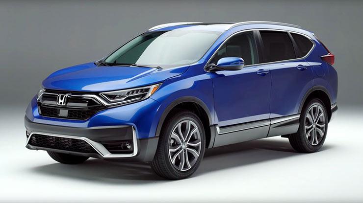 Pajak 5 Tahunan Honda CRV