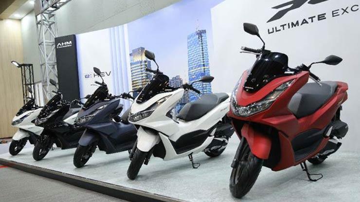 Pajak 5 Tahunan Honda PCX