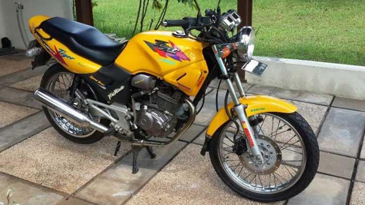 Pajak 5 Tahunan Honda Tiger