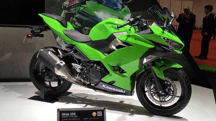 Pajak 5 Tahunan Kawasaki Ninja 250