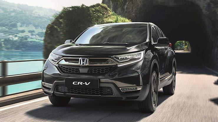 Pajak Honda CRV