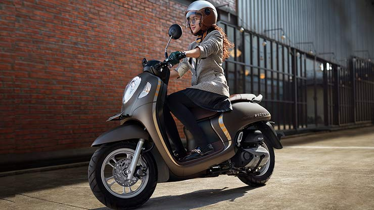 Pajak Honda Scoopy