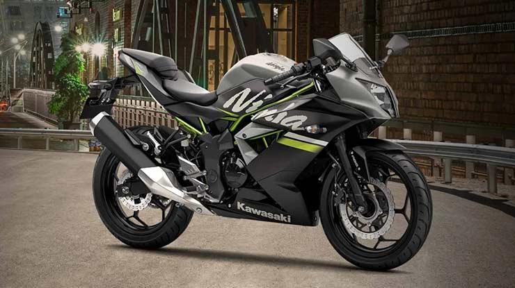 Pajak Kawasaki Ninja 250