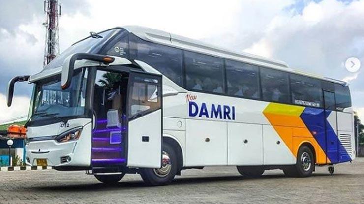 Macam Karoseri Bus Tugas Anda di Indonesia