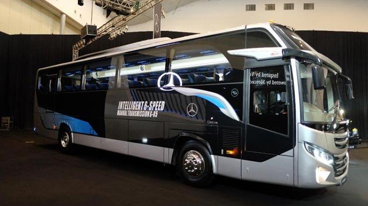 10 Karoseri Bus Tentrem