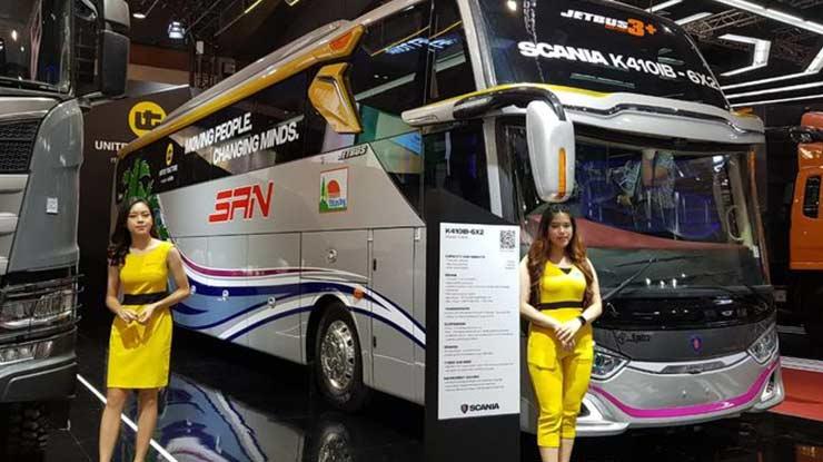 13 Karoseri Bus Adiputro