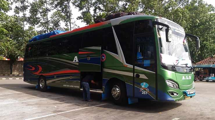 Macam Karoseri Bus Cipta Karya di Indonesia