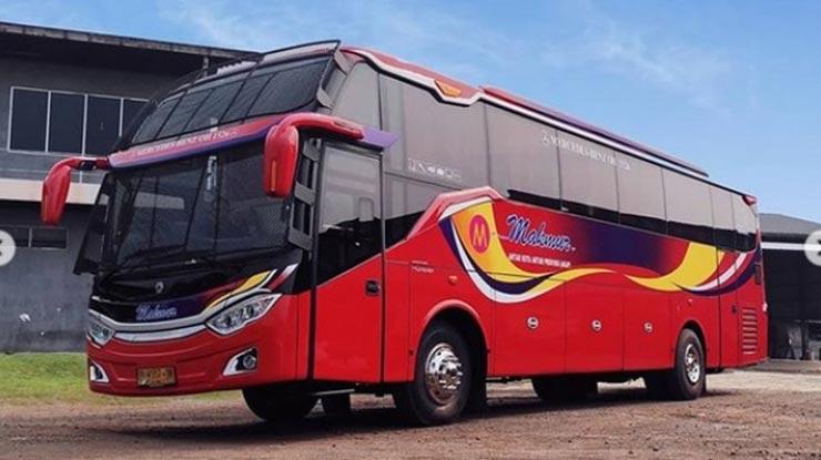 8 Karoseri Bus Trijaya Union