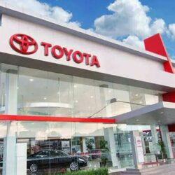 Biaya Service Mobil Toyota