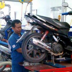 Biaya Servis Motor Suzuki