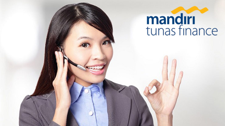 Call Center Bank Mandiri Tunas Finance