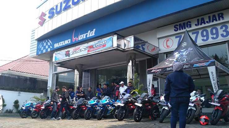 Edukasi Servis Motor Suzuki