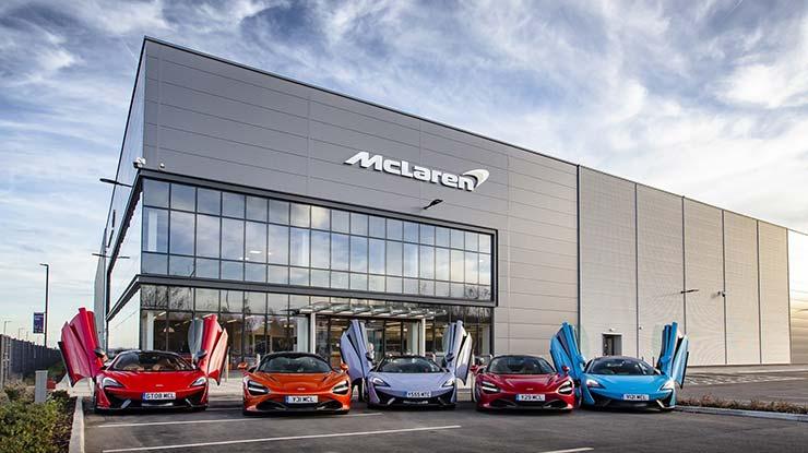 Harga Mobil McLaren Termahal