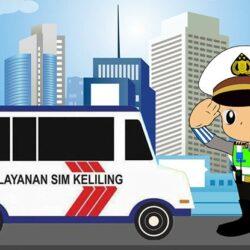 Jadwal SIM Keliling Solo Hari Ini