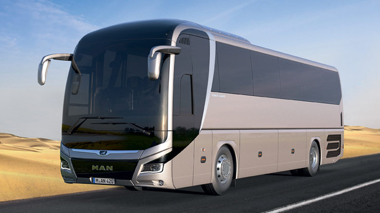 Karoseri Bus Lions Coach