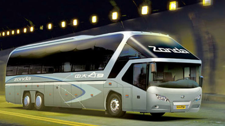 Karoseri Bus Neoplan Starliner
