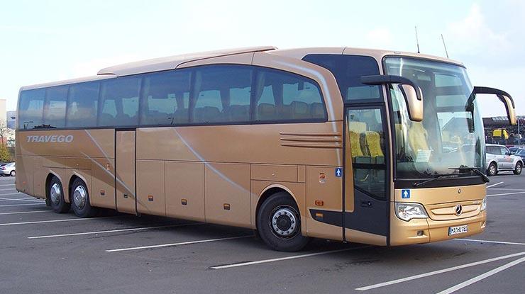 Karoseri Bus Travego