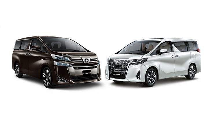 Konsep Toyota Alphard dan Vellfire