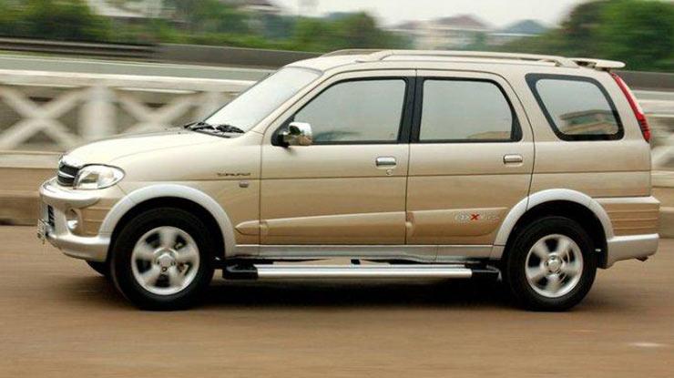Mobil Daihatsu Bekas Murah