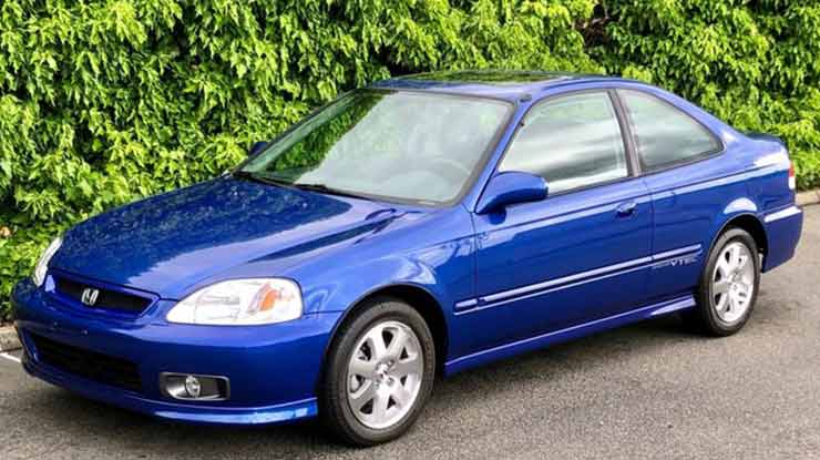 Mobil Honda 30 Jutaan