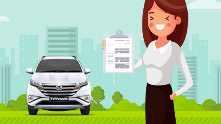 Paket Service Mobil Daihatsu