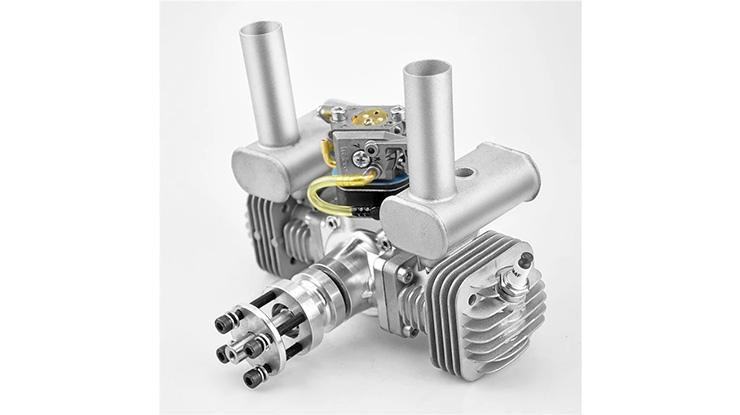 Cara Menghitung CC Motor Dua Silinder