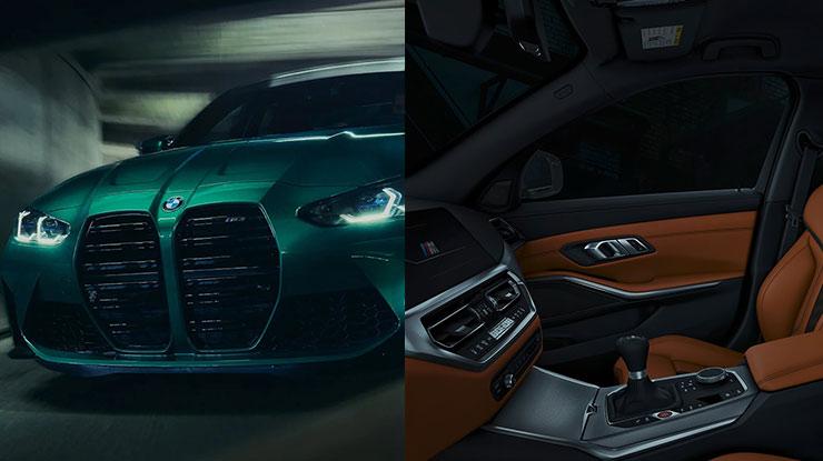 Desain BMW M3