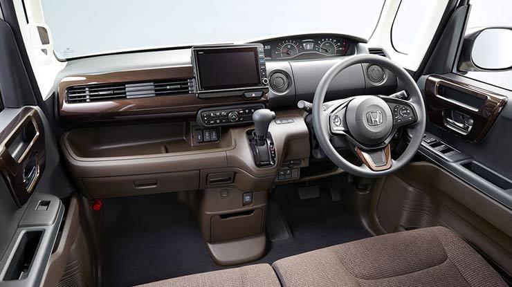 Desain Interior Mobil Honda N Box